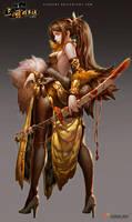 Blade by Cushart