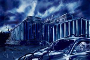 Metro 2033 by Eneada