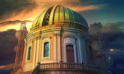 observatory by Eneada