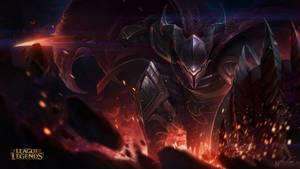 Dragon Slayer Pantheon by AlexFlores