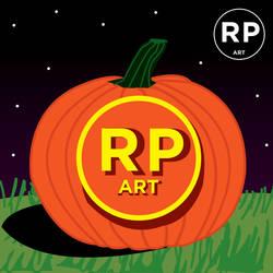 Halloween Logo by Rebecca-Petro