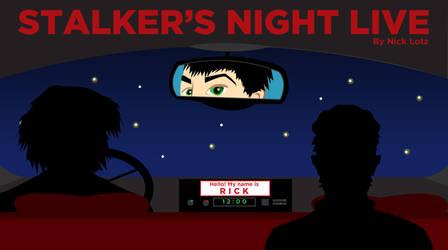 Stalker's Night Live by Rebecca-Petro