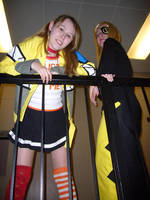 Style - Maka and Marie by mirai-noah