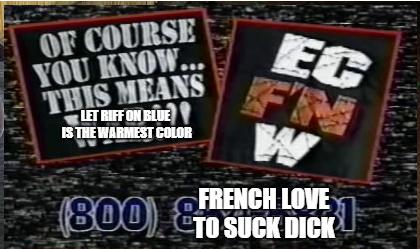 ecf'nw meme of riff mst3k by mastershake1988