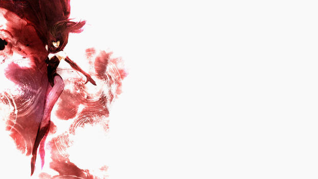 Scarlet Witch by Naratani - 1920x1080 Wallpaper by Sirusdark