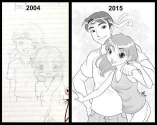 Draw This Again by patyhikari