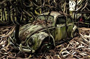 Dead Beetle by DonkehSalad23