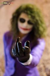 Joker Cosplay by VyBCosplaysEPhotos