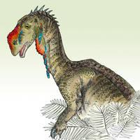 Aardonyx celestae by Eurwentala