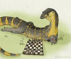 Chess by Eurwentala