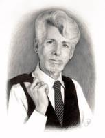 Robert Portrait 1 by JamesCreations