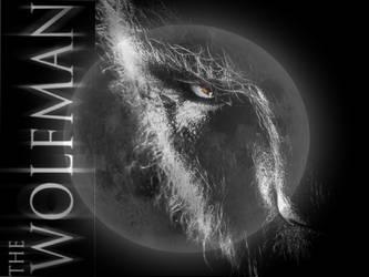 The Wolfman by JDLuvaSQEE