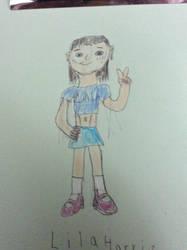 Me as Lila by ilovemixels