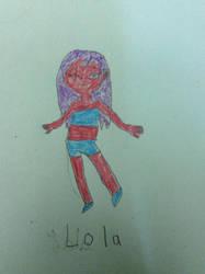 Lola by ilovemixels