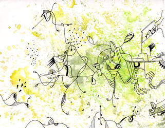 buzz by arthezoo
