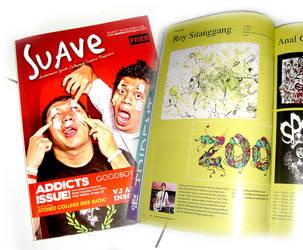 me at Suave Catalogue by arthezoo