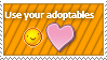 Use your adoptables by Bowsnblosoms15