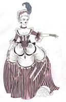dress desing II by heroikka