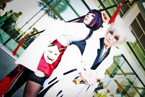 Inu X Boku SS: Soushi and Ririchiyo by naokunn