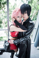 Skip Beat : Cain Heel Siblings @ AFA SG 13 by naokunn