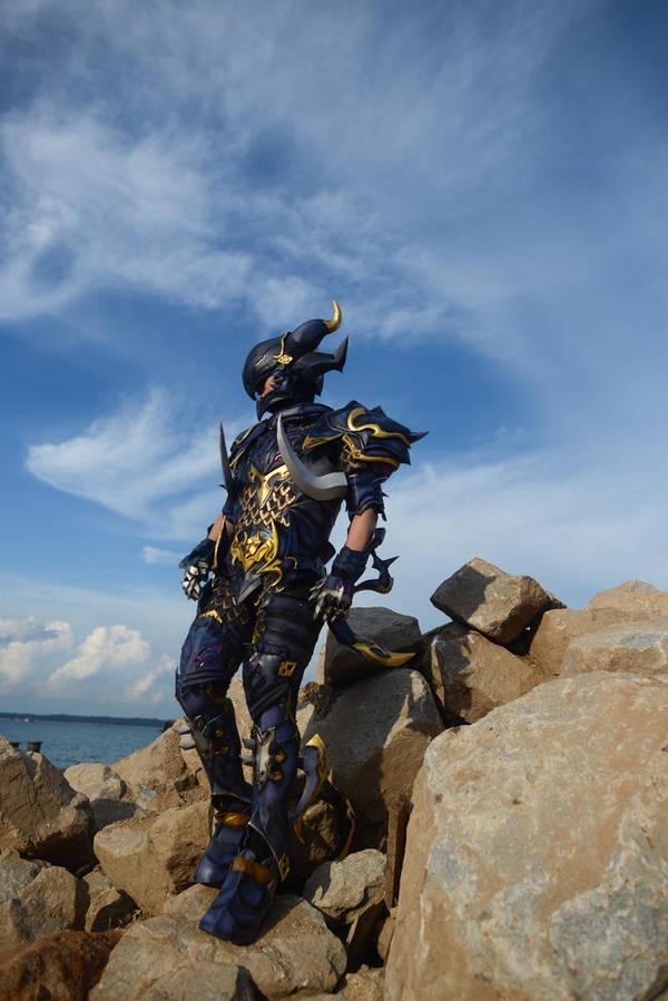 Dragoon by naokunn