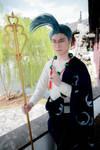 Fushigi Yuugi : Chichiri by naokunn
