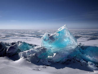 ice on ice - baikal by 8moments