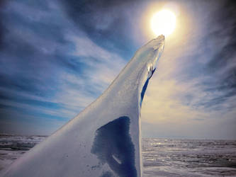 icebridge to the sun - baikal - sibiria by 8moments