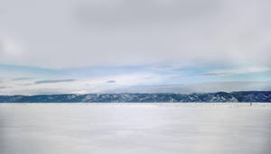 Long walk over ice. by 8moments