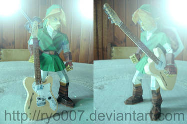 Let's Rock Link by ryo007