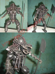 Metal Predator by ryo007