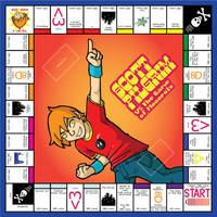 SPvsTGOM - Game Board by IamSare