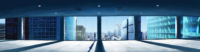 urban solitude by urascee