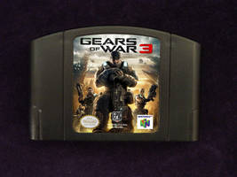 Gears of War 3 for the N64 by alby13