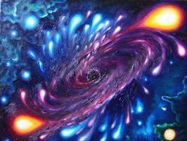 Black hole by CORinAZONe
