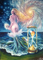 The waves of time by CORinAZONe