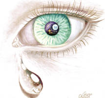 Tears for a lost love by CORinAZONe