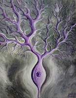 Purjinje neuron by CORinAZONe