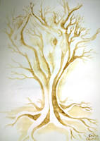 The tree of love by CORinAZONe