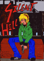 SH fan comic: Cover and Ch 1 by Eddie-chan