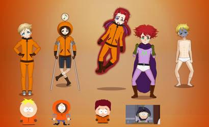 SP Costumes: Kenny Pretenders by SpyFreakAR15
