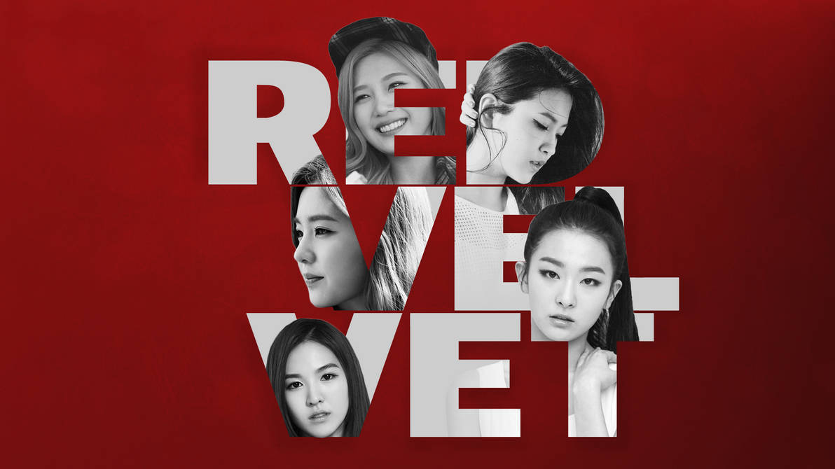 Red Velvet Wallpaper Hd 1920x1080 By Zheng Shi On Deviantart
