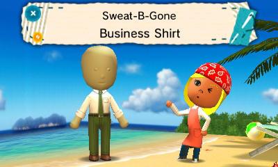 The Sweat-B-Gone Business Shirt by AnnaTheWonderGirl01
