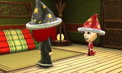 Wizard meeting by AnnaTheWonderGirl01