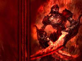 God of War II by marcosdelira