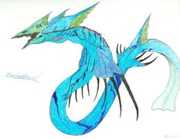 Leviathan by hsudolphin