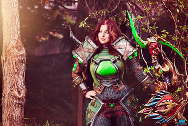 Vicious Gladiator's Pursuit - World of Warcraft by katvalkyrie