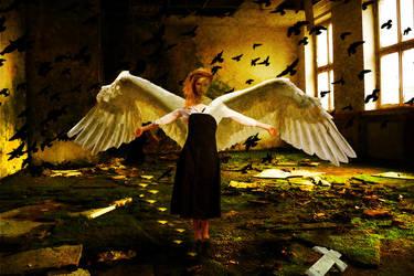 Angel choice by panosfot