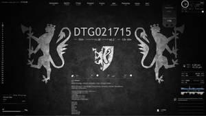 Rainmeter Army Desktop by Crosseout