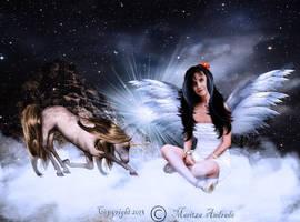 My unicorn by duzetdaram